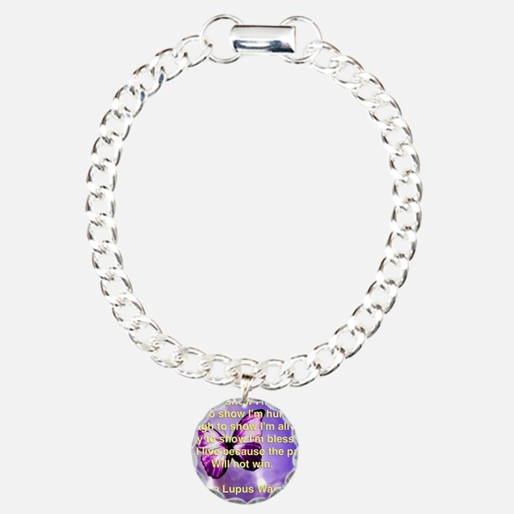 Lupus Warrior Bracelet