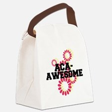 Pitch Perfect Aca Awesome Canvas Lunch Bag