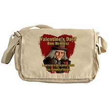 Valentines Day Messenger Bag