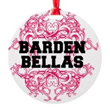 Pitch Perfect Barden Bellas Ornament