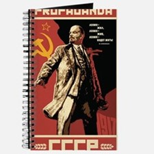 Soviet vintage Propaganda Journal