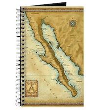 Baja Map Journal