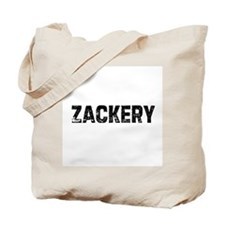 Zackery Tote Bag