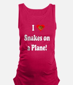 I heart SOAP.png Maternity Tank Top