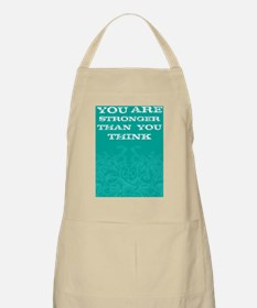 Stay Strong Apron