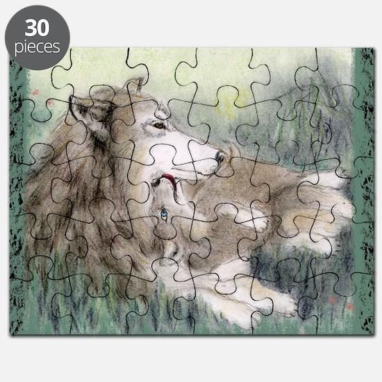wolfmotherT Puzzle