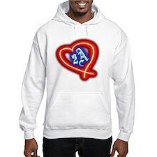 Second Amendment Love Hoodie