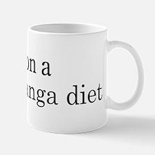 Chimichanga diet Mug