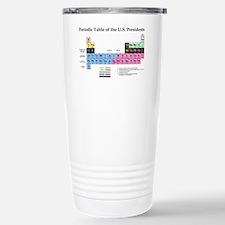 Periodic Table of the U Travel Mug