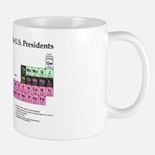 Periodic Table of the U.S. Presidents ( Small Small Mug