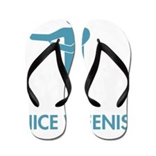 Nice Weenis Flip Flops