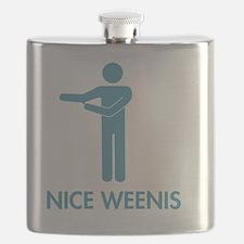 Nice Weenis Flask