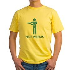 Nice Weenis T