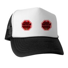 Proud to be American, but ... Trucker Hat