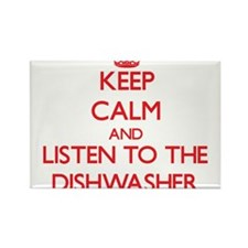 Keep Calm and Listen to the Dishwasher Magnets