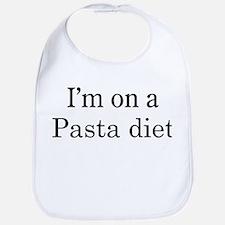 Pasta diet Bib