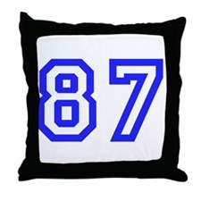 #87 Throw Pillow