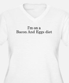 Bacon And Eggs diet T-Shirt