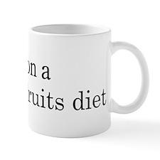 Passion Fruits diet Mug