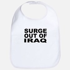 SURGE OUT OF IRAQ Bib