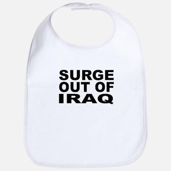 SURGE OUT OF IRAQ Bib