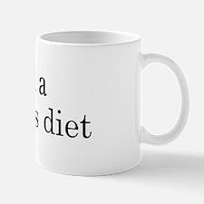 BBQ Ribs diet Mug