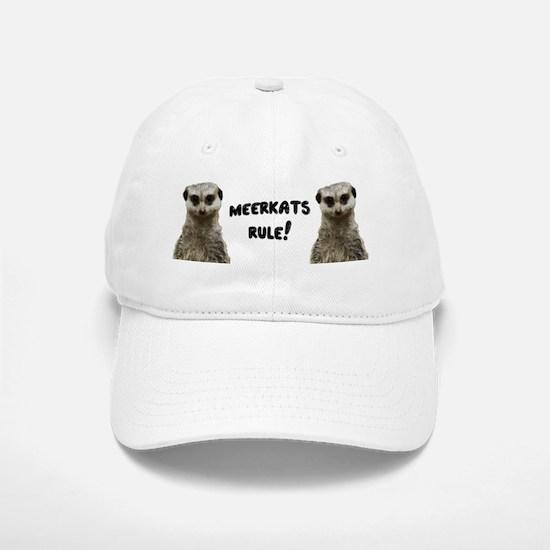 Meerkat Mug Cap