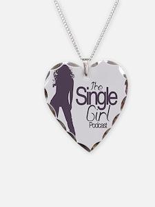 The Single Girl Logo Necklace