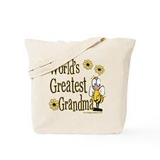 Grandma Bumble Bee Tote Bag