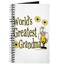 Grandma Bumble Bee Journal