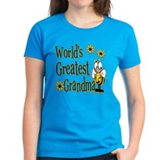 Grandma Bumble Bee Tee