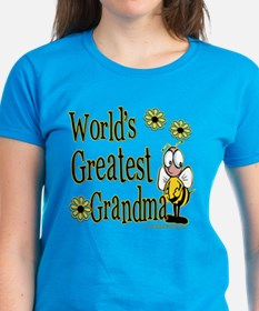 Grandma Bumble Bee Tee