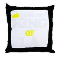 Las greatest griller Throw Pillow
