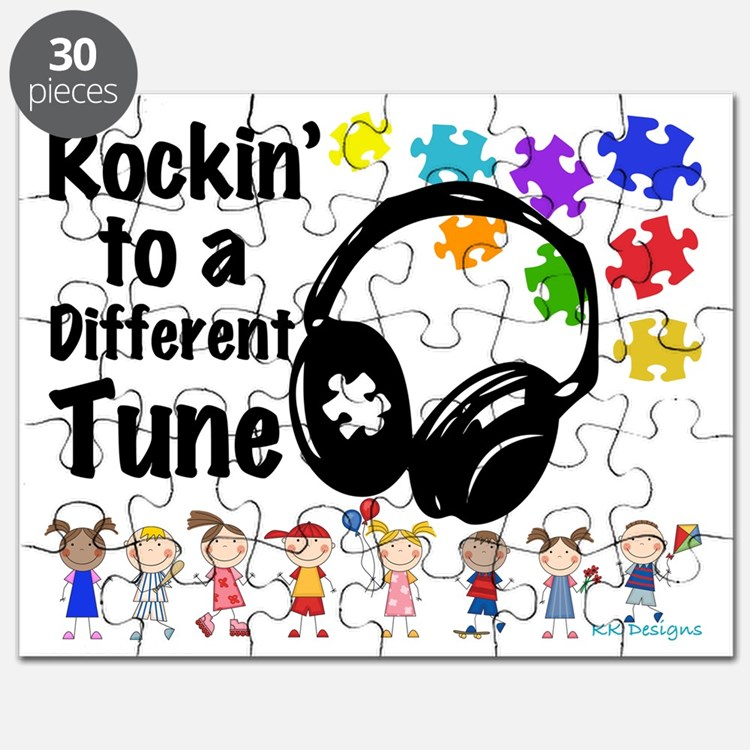 Rockin to a Different Tune Puzzle
