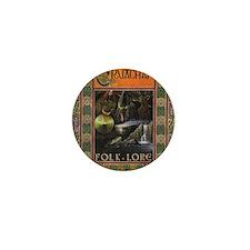 Cruachan - folk-lore Mini Button
