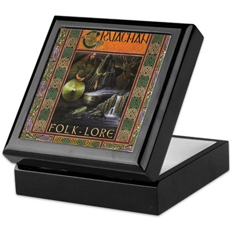 Cruachan - folk-lore Keepsake Box