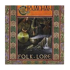 Cruachan - folk-lore Tile Coaster