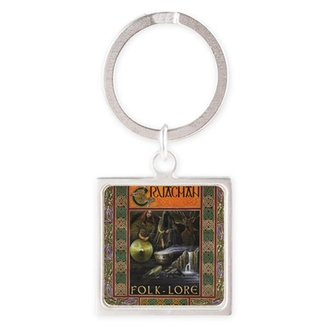 Cruachan - folk-lore Square Keychain