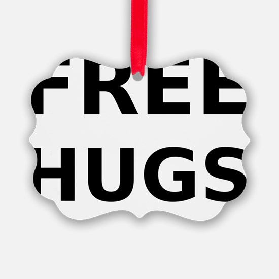 Free Hugs Ornament