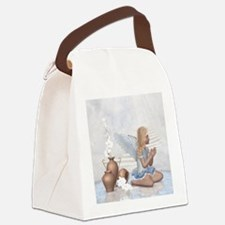 pa_shower_curtain Canvas Lunch Bag
