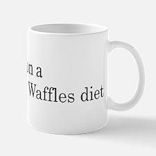 Chicken And Waffles diet Mug