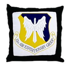 13th AEG Throw Pillow