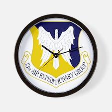 13th AEG Wall Clock