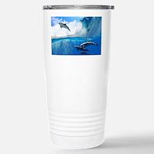 3x5_Rug15 Thermos Mug