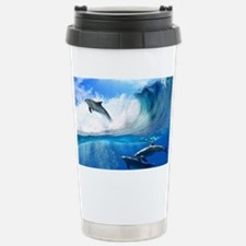 oval23 Travel Mug