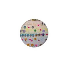 Der Ring des Nibelungen Family Tree Mini Button