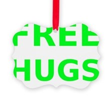Free Hugs Ornament
