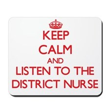 Keep Calm and Listen to the District Nurse Mousepa