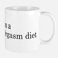 Screaming Orgasm diet Mug