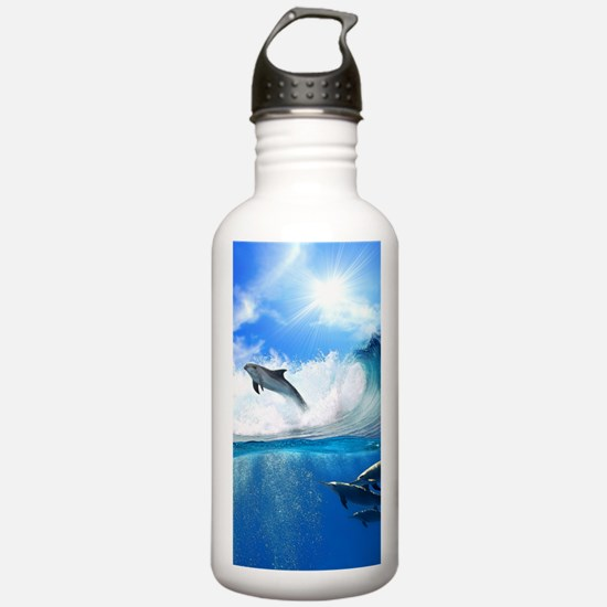60x84_Curtain15 Sports Water Bottle